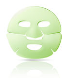 Masque facial de feuille Image stock