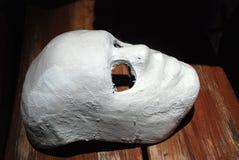 Masque humain Photos libres de droits