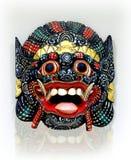 Masque indonésien illustration de vecteur