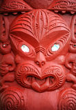Masque maori Photos libres de droits