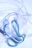 Masque à oxygène Photo libre de droits