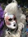 Masque peint vénitien Photos stock