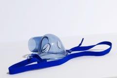 Masque pour l'inhalation Photo libre de droits
