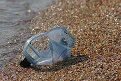 Masque pour la plongée   Photo libre de droits