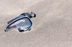 Masque pour une plongée à l'air Images stock