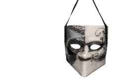Masque s'arrêtant Image libre de droits