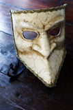 Masque surréaliste Photo stock