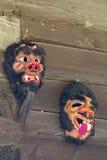 Masque traditionnel Photographie stock libre de droits