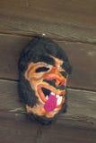 Masque traditionnel Image libre de droits