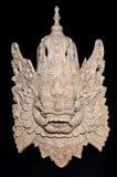 Masque traditionnel de Balinese Photographie stock libre de droits