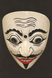 Masque traditionnel de marionnette de Javanese Photos stock