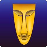 Masque tribal illustration stock