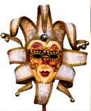 Masque vénitien Photographie stock libre de droits