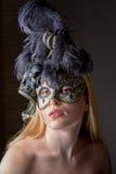 Masque vénitien Photos stock