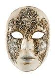 Masque vénitien antique Photographie stock libre de droits