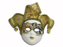 Masque vénitien de Beautifull Image libre de droits
