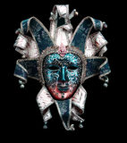 masque venice маски черной масленицы декоративный Стоковая Фотография RF