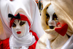masque Venise de carnaval Images stock