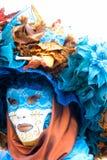 masque Venise de carnaval Image libre de droits