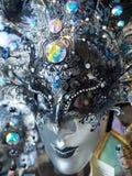 Masque Venise de carnaval Photo stock