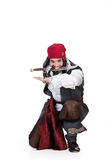 masquerade человека одежды Стоковая Фотография RF