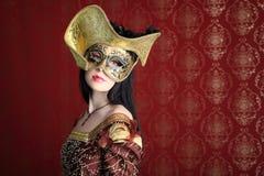 Masquerade stock photo