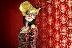 Masquerade Royalty Free Stock Image