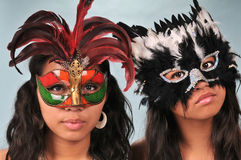 Masquerade Stock Photography