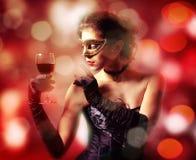 Masquerade. Stock Image