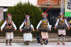 Masquerade Stock Photography
