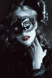 masquerade fotografia stock libera da diritti