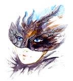 masquerade Fotografía de archivo libre de regalías