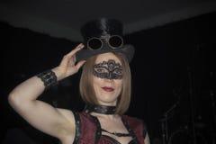 masquerade immagine stock