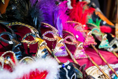 Masquerade ball Stock Images