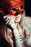 Masquerade Royalty Free Stock Photo