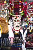 Masquerade costume - Kukeri Royalty Free Stock Photo