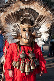 Masquerade costumes festival Royalty Free Stock Images