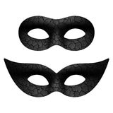 Masquerade eye mask Stock Photography