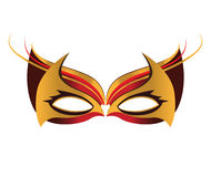 Masquerade Glasses. Design Stock Images