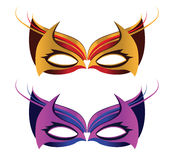 Masquerade Glasses. Design. EPS 8 supported Stock Photos