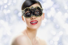Masquerade mask Royalty Free Stock Photography