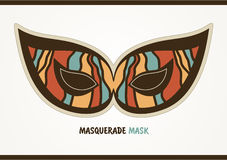 Masquerade mask. Stock Photography