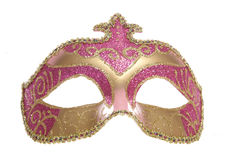 Masquerade mask cutout Stock Photo