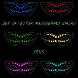 Masquerade masks Royalty Free Stock Photography