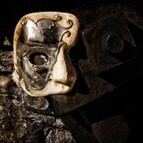 Masquerade - Phantom of the Opera Mask Royalty Free Stock Image