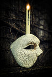 Masquerade - Phantom of the Opera Mask Royalty Free Stock Photo