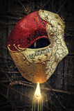 Masquerade - Phantom of the Opera Mask Royalty Free Stock Photos