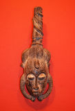 Masques africains photo stock