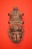 Masques africains Photos stock