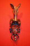 Masques africains photographie stock